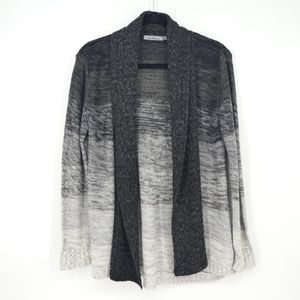 Jason Maxwell Open Front Cardigan Sweater  (P13)
